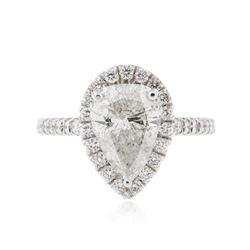 Platinum 2.70 ctw Diamond Ring