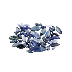 10.89 ctw. Natural Blue Sapphire Parcel