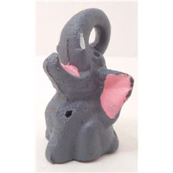 CAST IRON ELEPHANT BOTTLE OPENER