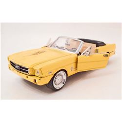 FORD MUSTANG TOY CAR