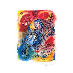 Shoshannah Brombacher Bilha Giclee Signed Artist Proof