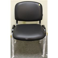 BOX OF 5 VISITOR CHAIRS