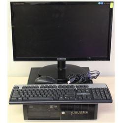 HP COMPAQ PRO 6300 DESKTOP COMPUTER (NO OPERATING SYSTEM)