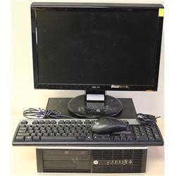 HP COMPAQ PRO 6200 DESKTOP COMPUTER (NO OPERATING SYSTEM)