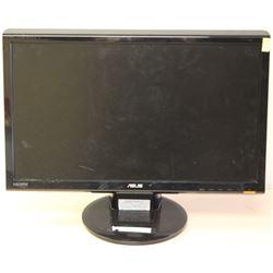 """ASUS HDMI VH222H 22"""" LCD MONITOR"""