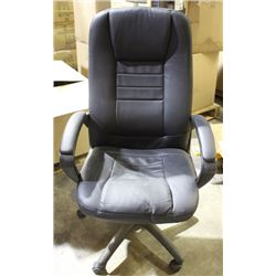 LEATHERETTE COMPUTER CHAIR