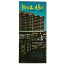 Disneyland Hotel Information Flyer
