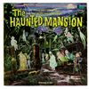 1969 Disneyland THE STORY AND SONG FROM THE HAUNTED MANSION Gatefold Record LP - Mono