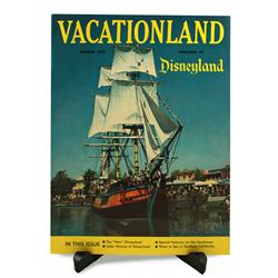 Disneyland Vacationland Magazine - SUMMER 1959