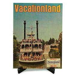 Disneyland Vacationland Magazine - FALL 1966