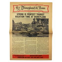 The DISNEYLAND NEWS March 1957 Vol.2-No.9