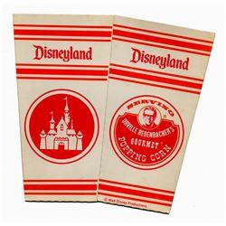 1976 Disneyland Orville Redenbacher POPCORN BOX