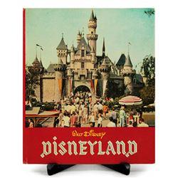 1963 Walt Disney's DISNEYLAND - Souvenir Hardback Book