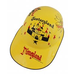1956 Disneyland Child's Souvenir KEPPY CAP -Yellow Version