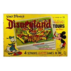 1957 DISNEYLAND ELECTRIC TOURS Game