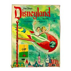 1965 Walt Disney's DISNEYLAND GAME