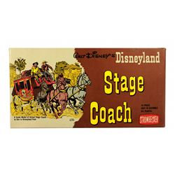 Strombecker DISNEYLAND Frontierland Stage Coach Unused Model Kit