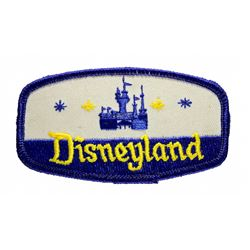 1970s DISNEYLAND General Cast Member Jacket Patch
