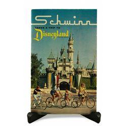 RARE 1965 SCHWINN Takes A Trip To Disneyland - Color Bicycle Catalog