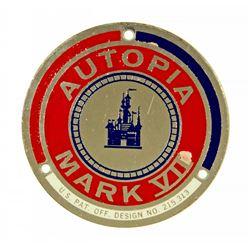 MARK VII AUTOPIA Car Badge