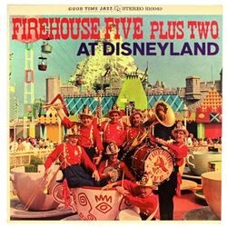 1957 FIREHOUSE FIVE plus TWO at DISNEYLAND LP