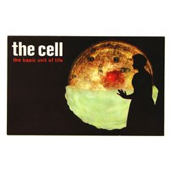 Upjohn Drugstore THE CELL Exhibit Giveaway Brochure