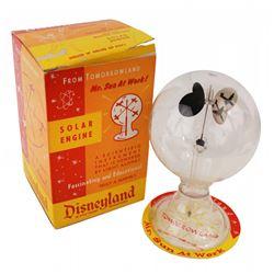 1956 Disneyland Tomorrowland MR. SUN AT WORK! Souvenir Solar Engine Toy with Box