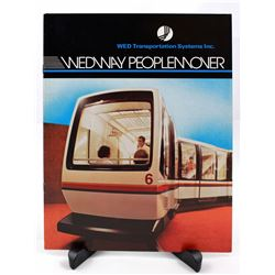 WEDWAY Peoplemover CTS Promotional Sales Booklet