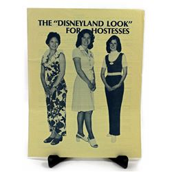 "THE ""DISNEYLAND LOOK"" FOR HOSTESSES Standard Operating Procedures for On Stage Cast Members"