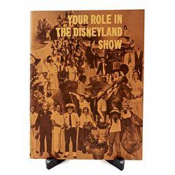 YOUR ROLE IN DISNEYLAND Cast-Member Standard Operating Procedures Booklet