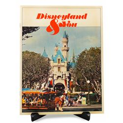 DISNEYLAND AND YOU 1974 Cast-Member Orientation Booklet