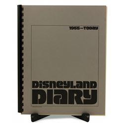DISNEYLAND DIARY - Cast Member Information Booklet by WED Imagineering