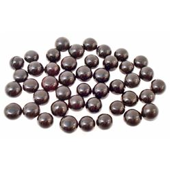 LOT OF 97.5 CTS OF AFRICAN BLACK ONYX