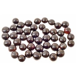 LOT OF 100.9 CTS OF AFRICAN BLACK ONYX