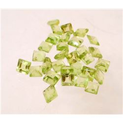 LOT OF 12.5 CTS OF PERIDOT