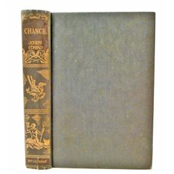 "1950 ""CHANCE A TALE IN TWO PARTS"" HARDCOVER BOOK"