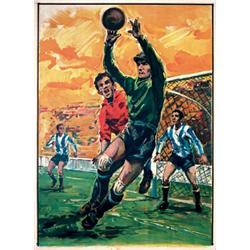 old soccer art ile ilgili görsel sonucu