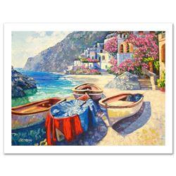 Memories of Capri by Behrens