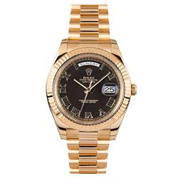 Gents Rolex 18KT Yellow Gold Presidential Day Date II Wristwatch