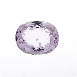 26.17 ct. Oval Cut Kunzite