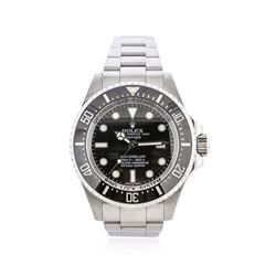 Gents Rolex Stainless Steel Sea-Dweller Wristwatch