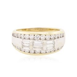14KT Yellow Gold 2.00 ctw Diamond Ring
