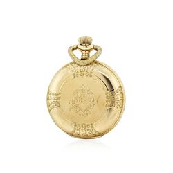 Elgin 14KT Yellow Gold Hunter Pocketwatch