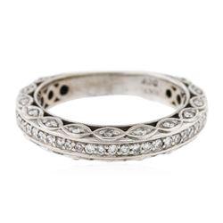 18KT White Gold 0.60 ctw Diamond Ring