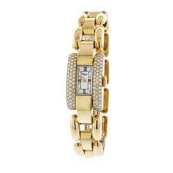 Ladies Chopard 1.25 ctw Diamond La Strada Wristwatch