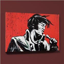 Elvis Presley by  David Garibaldi