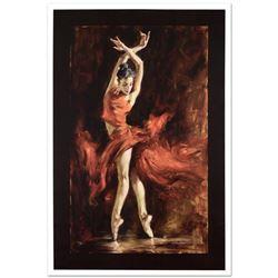 Fiery Dance by  Andrew Atroshenko