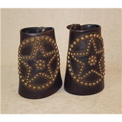 Pair of Studded Cuffs