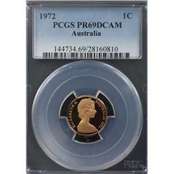 Australia 1972 Proof Set