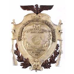 William R. Hearst Trophy ROTC Rifle Match 1956